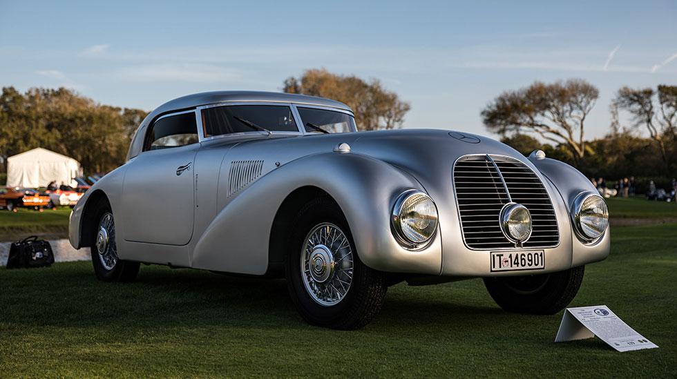 Mercedes-Benz Classic Car Exhibitions and Shows   Mercedes-Benz