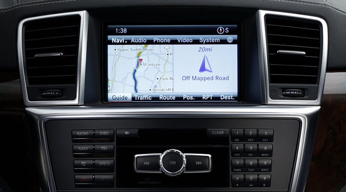 Mercedes Benz Pre Owned >> COMAND® Navigation Map Features - How-To Videos - Mercedes-Benz USA