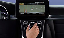 Mercedes-Benz NAVIGATION DESTINATION 218x123