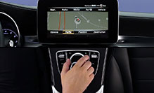 Mercedes-Benz NAVIGATION MAP 218x123