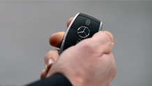 Mercedes-Benz Smart Key FB 218 123