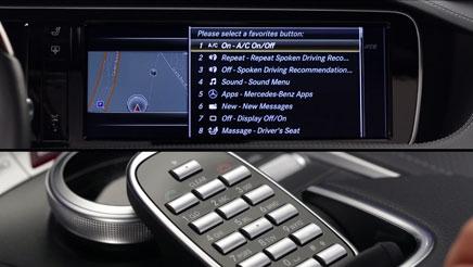 COMAND® Navigation Destination Entry - How-To Videos