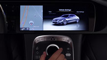 Mercedes-Benz Thumb S Class MY14 Vehicle Settings@1x