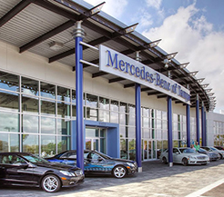 Mercedes tampa mercedes benz of tampa mercedes benz for Mercedes benz dealer in tampa fl