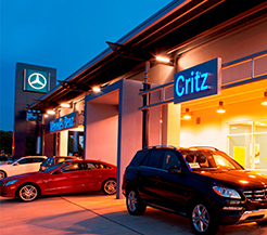 Mercedes savannah critz inc mercedes benz for Critz mercedes benz of savannah savannah ga