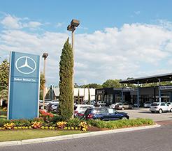 Mercedes charleston baker motor company of charleston for Baker mercedes benz charleston sc