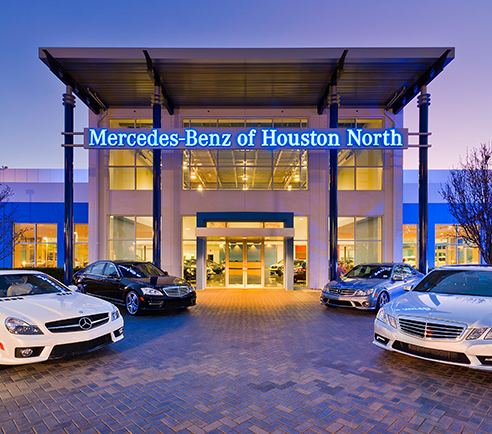 Mercedes Houston MercedesBenz Of Houston North MercedesBenz - Mercedes benz texas dealerships