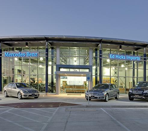Mercedes Corpus Christi Ed Hicks Imports Ltd MercedesBenz - Www mercedes benz dealers