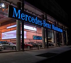 Lovely Mercedes Benz Manhattan, Inc.