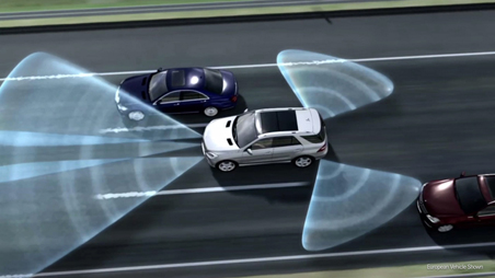 Mercedes Safety: Attention Assist, Pre-Safe & Distronic Plus