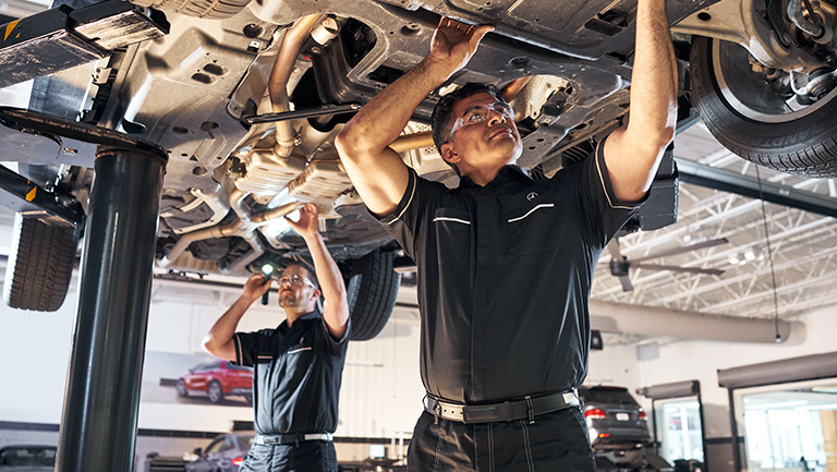 Car repair auto service oakland mercedes benz service for Mercedes benz service department