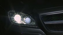Mercedes-Benz 13 TV Lighting Technologies