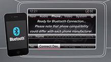 Mercedes-Benz 16 TV Bluetooth