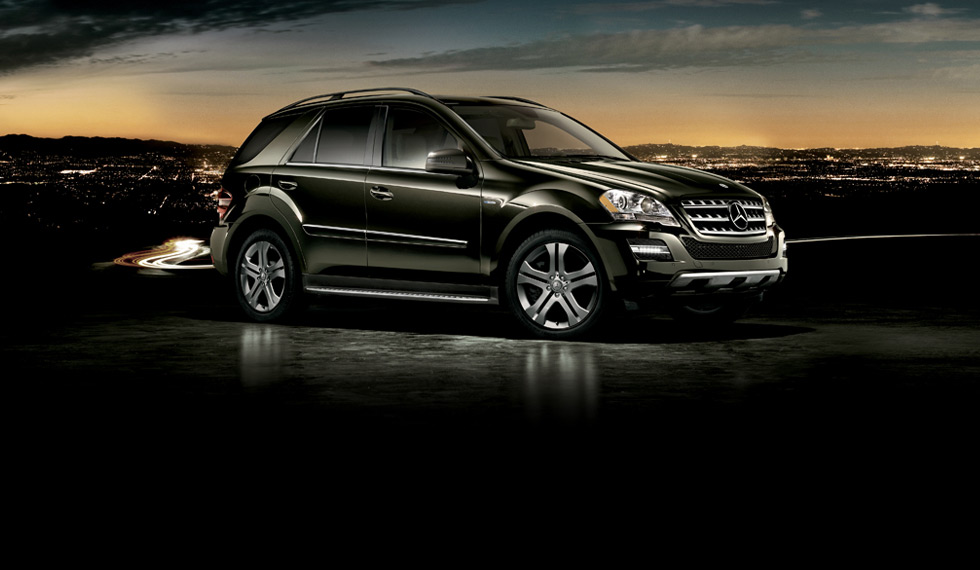Mercedes Benz My11 Ml450 980x570