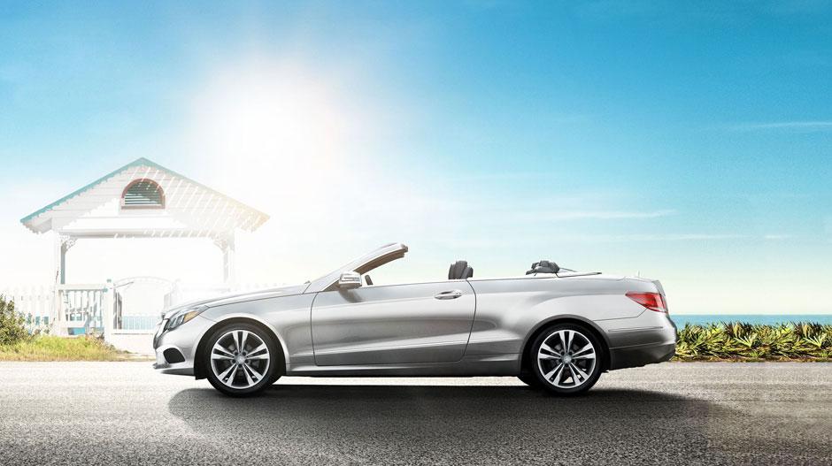 Mercedes-Benz 2014 E CLASS CABRIOLET GALLERY 001 GOE D