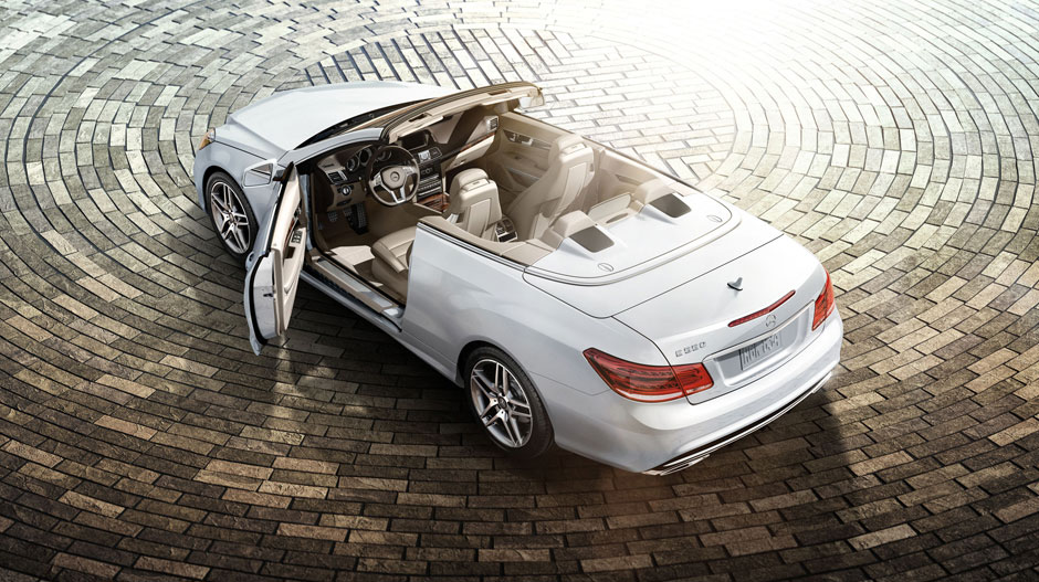 Mercedes-Benz 2014 E CLASS CABRIOLET GALLERY 002 GOE D