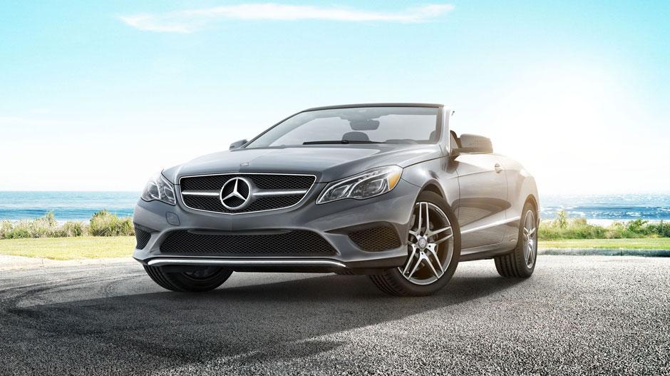 Mercedes-Benz 2014 E CLASS CABRIOLET GALLERY 004 GOE D