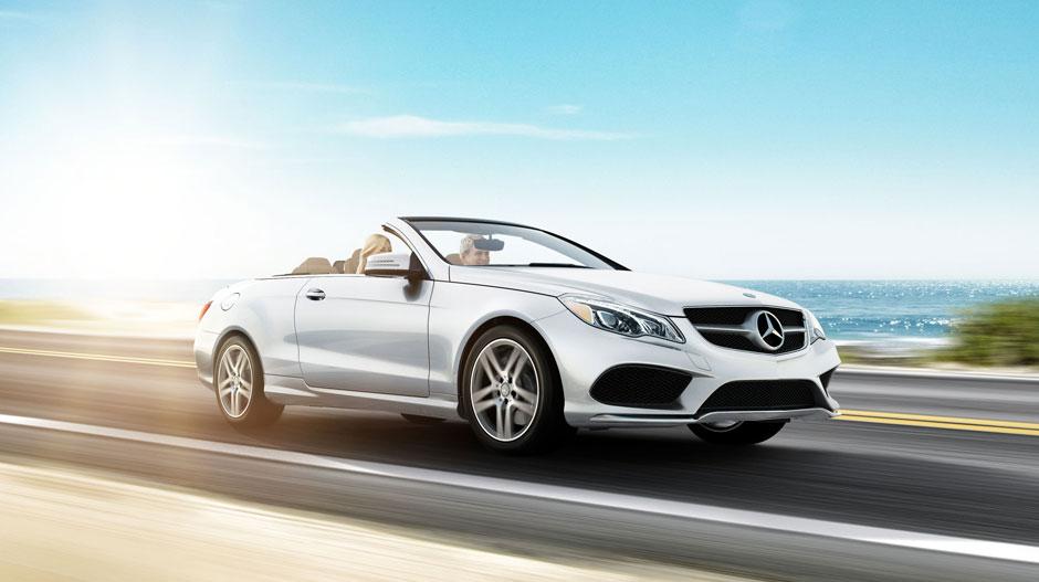 Mercedes-Benz 2014 E CLASS CABRIOLET GALLERY 005 GOE D
