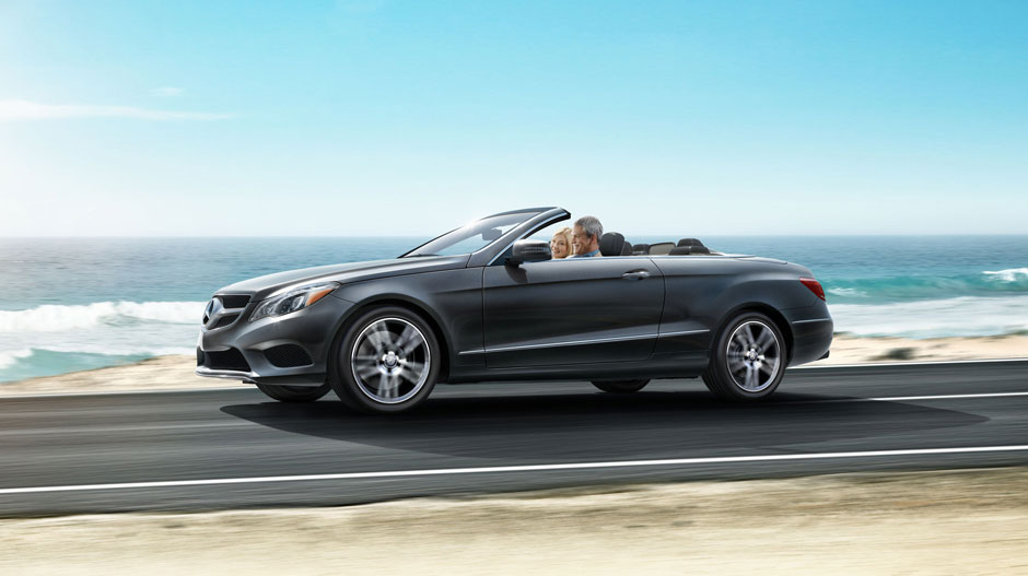 Mercedes-Benz 2014 E CLASS CABRIOLET GALLERY 006 GOE D