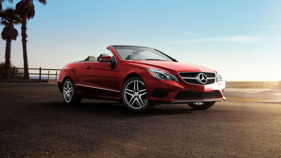 Mercedes-Benz 2014 E CLASS CABRIOLET GALLERY 007 GOE D