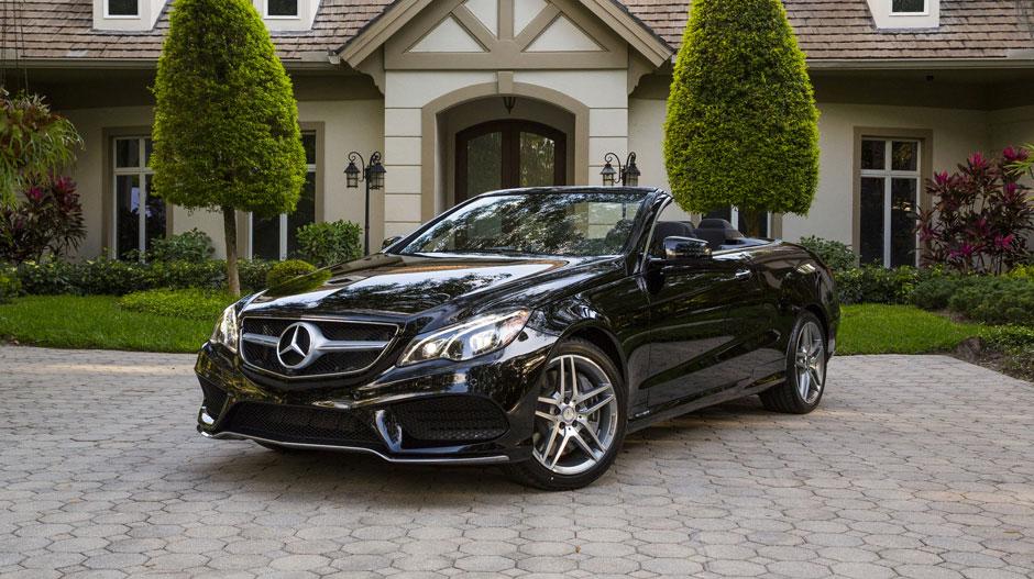 Mercedes-Benz 2014 E CLASS CABRIOLET GALLERY 018 GOE D