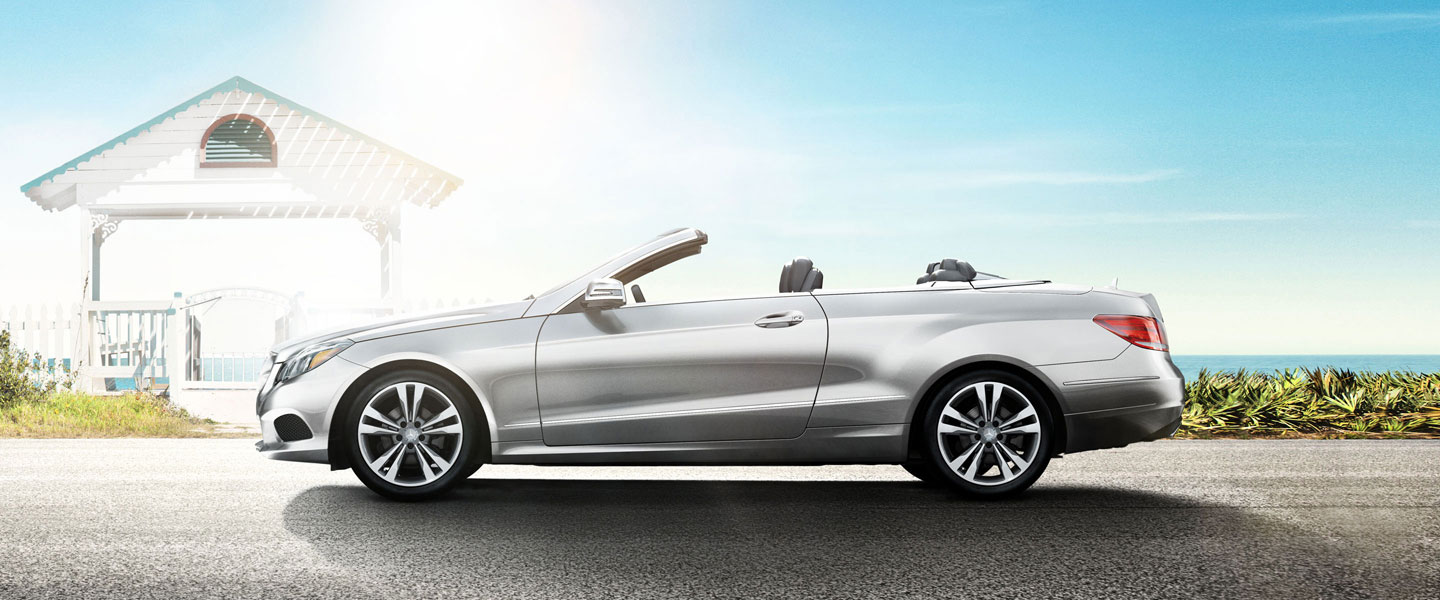 Image gallery mercedes convertible for Mercedes benz hardtop convertible 2014