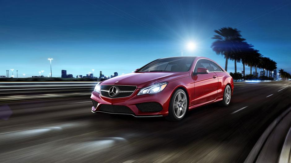 Mercedes-Benz 2014 E CLASS COUPE GALLERY 005 GOE D
