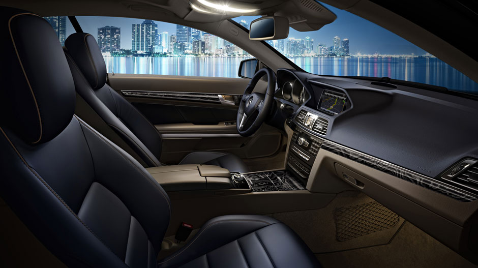 Mercedes-Benz 2014 E CLASS COUPE GALLERY 006 GOI D