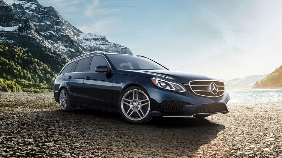 Mercedes-Benz 2014 E CLASS WAGON GALLERY 001 GOE D