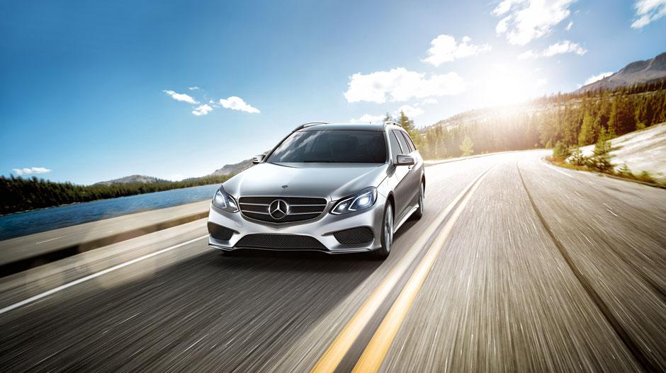 Mercedes-Benz 2014 E CLASS WAGON GALLERY 002 GOE D