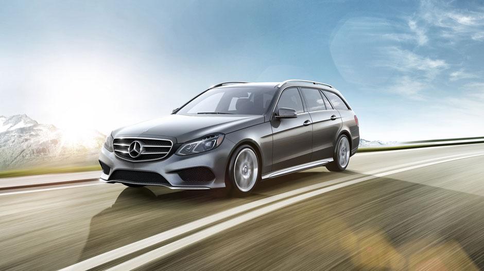 Mercedes-Benz 2014 E CLASS WAGON GALLERY 004 GOE D