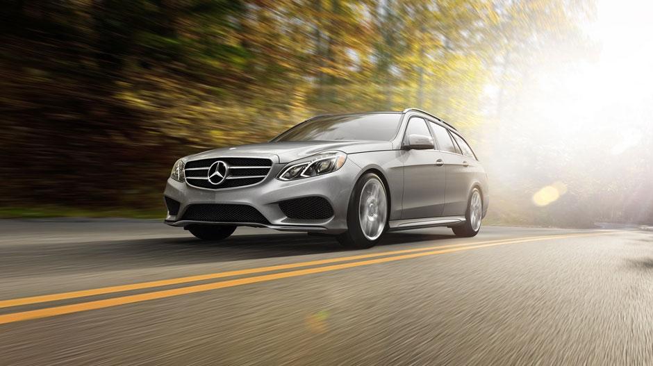 Mercedes-Benz 2014 E CLASS WAGON GALLERY 005 GOE D
