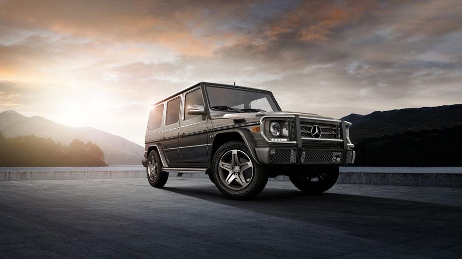 Mercedes-Benz 2014 G CLASS SUV GALLERY 001 GOE D