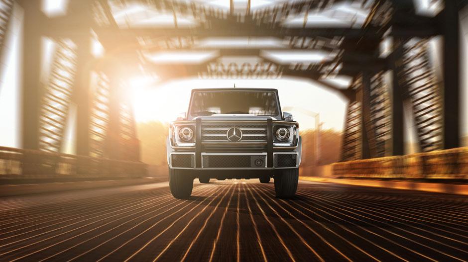 Mercedes-Benz 2014 G CLASS SUV GALLERY 002 GOE D