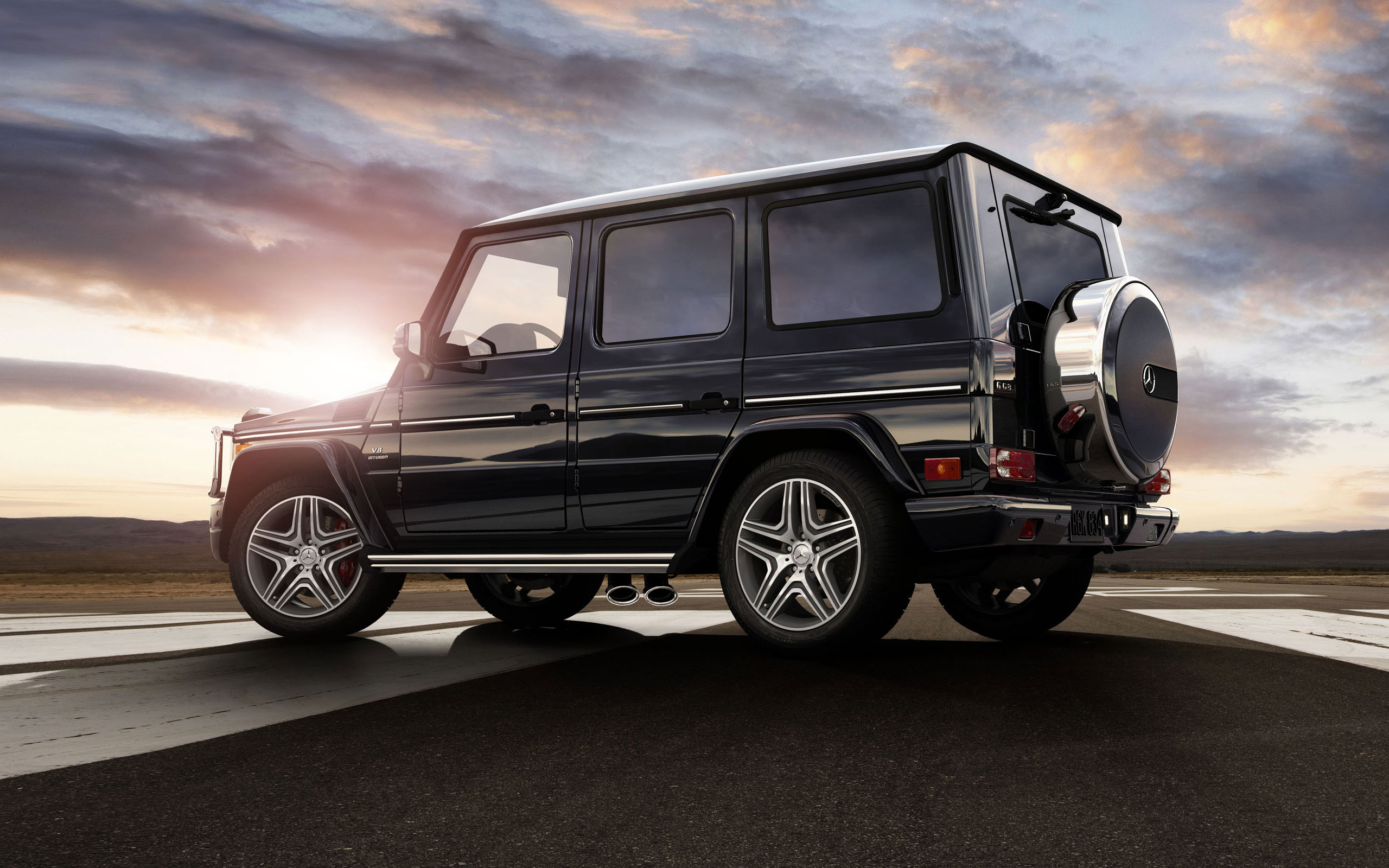 amg g63 in black with 20 inch amg wheels