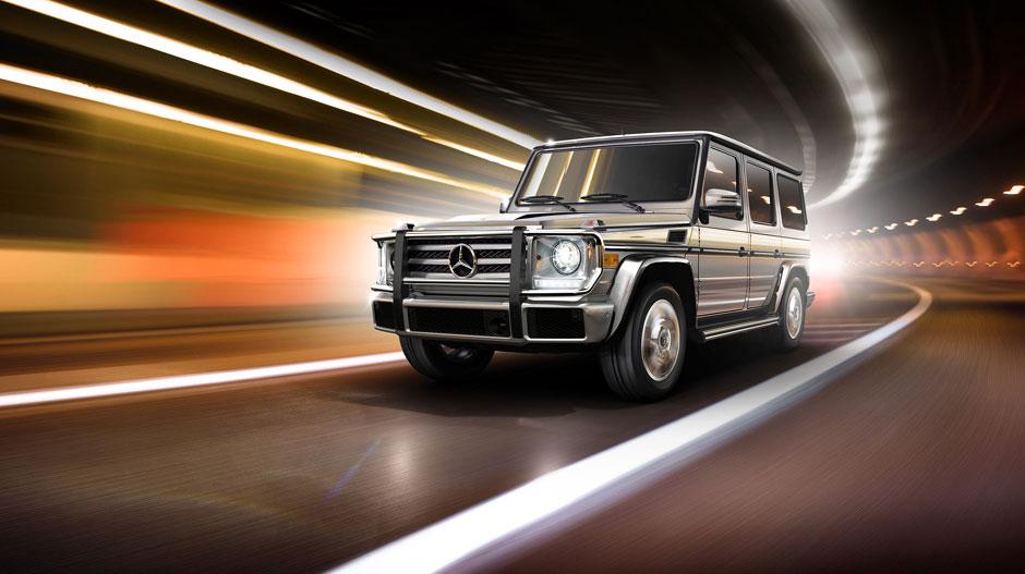 Mercedes-Benz 2014 G CLASS SUV GALLERY 004 GOE D