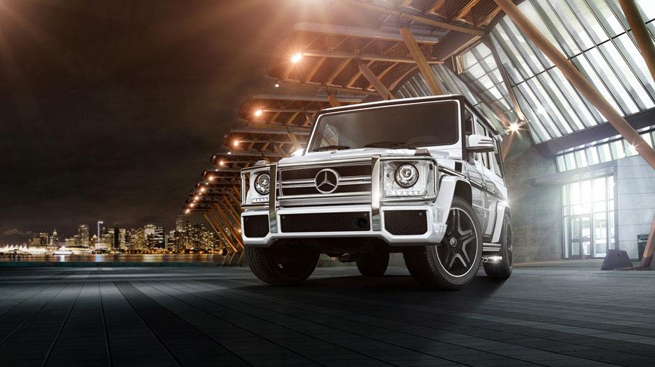 Mercedes-Benz 2014 G CLASS SUV GALLERY 005 GOE D