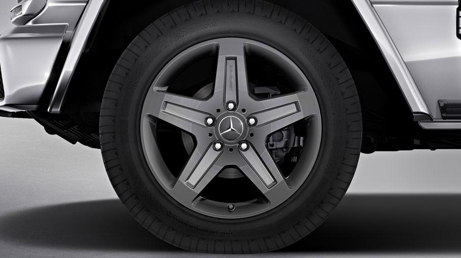 Mercedes-Benz 2014 G CLASS SUV GALLERY 008 GOE D