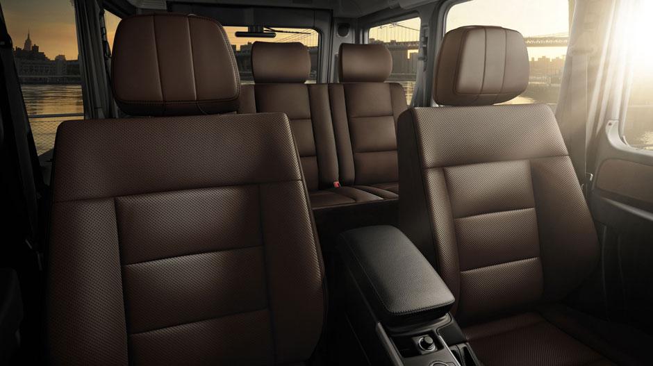Mercedes-Benz 2014 G CLASS SUV GALLERY 010 GOI D