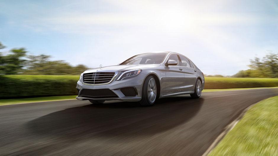 Mercedes-Benz 2014 S CLASS SEDAN GALLERY 016 GOE D