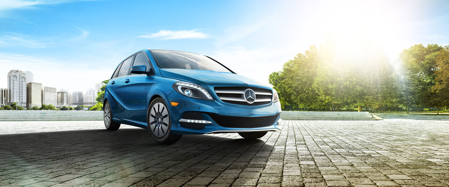 Image gallery mercedes benz b for Mercedes benz b class electric car