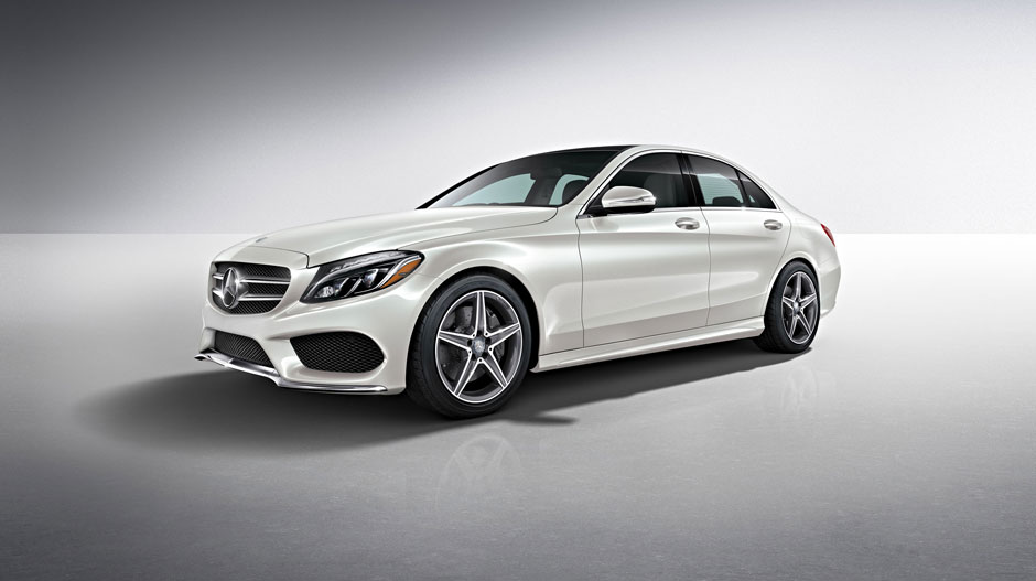 Mercedes-Benz 2015 C CLASS SEDAN GALLERY 009 GOE D