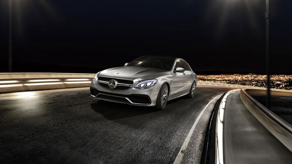 Mercedes-Benz 2015 C CLASS SEDAN GALLERY 023 GOE D