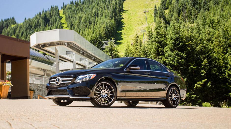 Mercedes-Benz 2015 C CLASS SEDAN GALLERY 042 GOE D