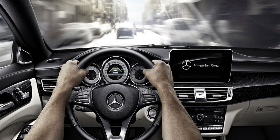 cls coupe | mercedes-benz