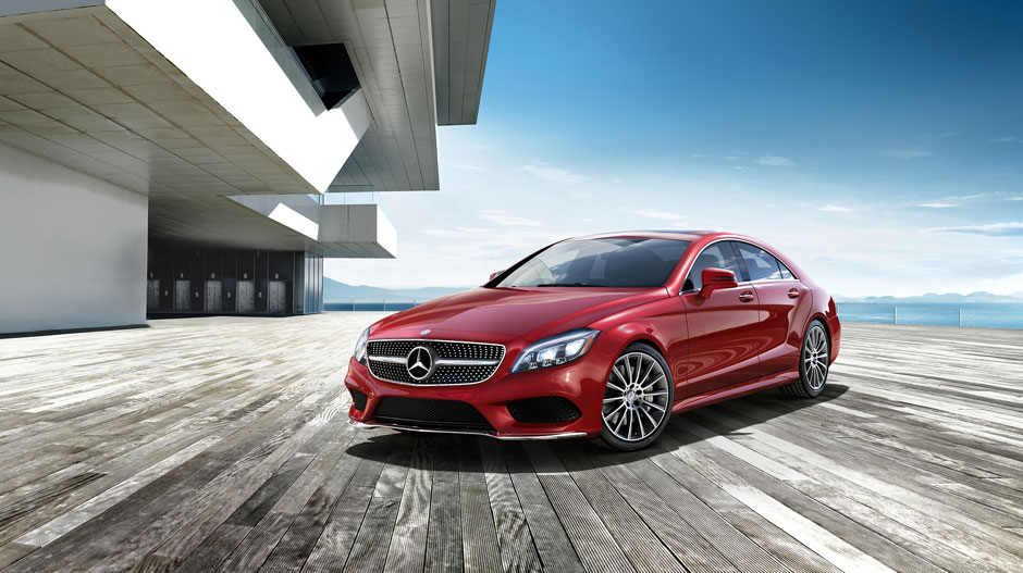 Mercedes-Benz 2015 CLS CLASS COUPE GALLERY 001 GOE D