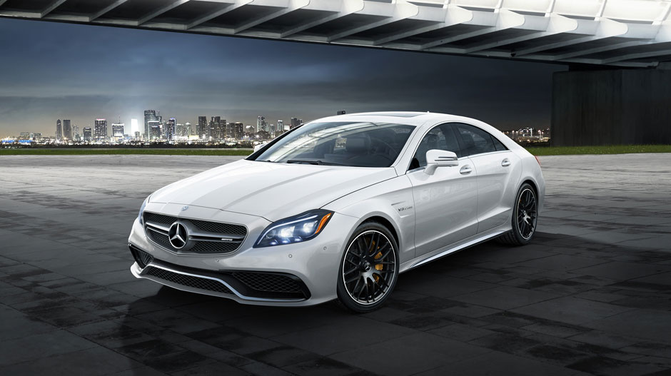 Mercedes-Benz 2015 CLS CLASS COUPE GALLERY 008 GOE D