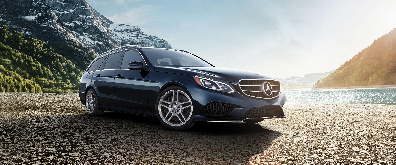 Mercedes-Benz 2015 E CLASS WAGON CH01 DR