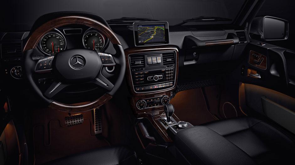 Mercedes-Benz 2015 G CLASS SUV GALLERY 015 GOI D