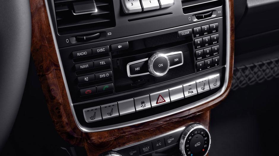 Mercedes-Benz 2015 G CLASS SUV GALLERY 018 GOI D